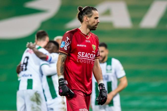 Kansloze affaire voor VVV in Groningen: 2-1 nederlaag