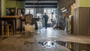 Kunstkring ontruimt atelier nadat plafond instort