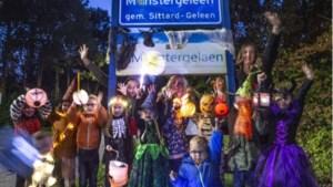 Video: spectaculair griezelen met Halloween in Monstergeleen