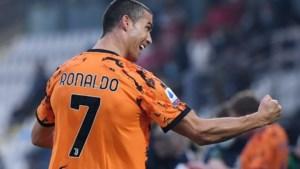 Ronaldo bij terugkeer na coronavirus direct belangrijk voor Juventus