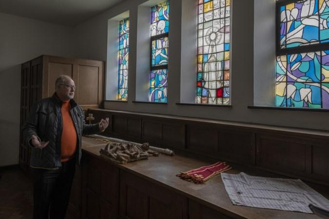 Straks wellicht kienen, muziek maken en eten in deze Heerlense kerk vol kunst