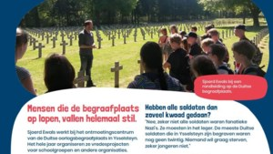 Aangifte tegen uitgever Vrijheid Doeboek: 'Niet vermelden van Holocaust zet aan tot discriminatie en antisemitisme'