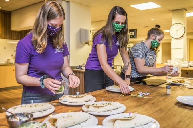 Bon appétit: kleurrijke wraps van Wauw-restaurant Venray doen het goed bij kinderen