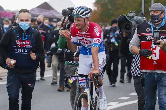 Mathieu van der Poel ziet wel kansen in de Tour de France