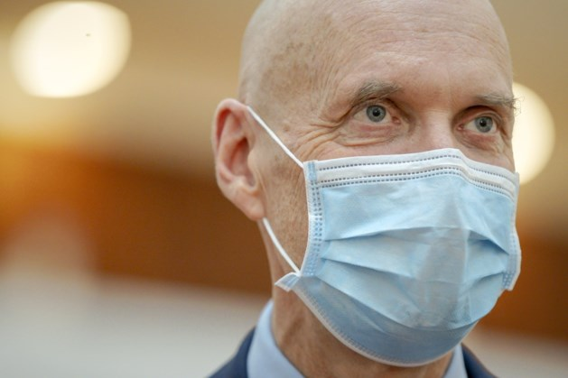 TERUGLEZEN | 'Groei coronadrukte ziekenhuis kan deze week tot stilstand komen'