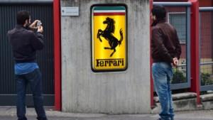 Sportwagenfabrikant Ferrari lijkt 'coronaklap' weer te boven