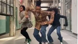 Danszusjes Mukanga laten hun moves zien in Sphinxpassage