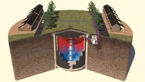 Ondergrondse thermoskan houdt huizen in Panningen straks warm