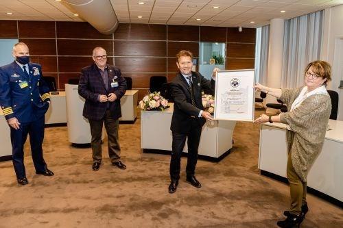 Burgemeester Van der Rijt benoemd tot ambassadeur America Europe Friendship Association