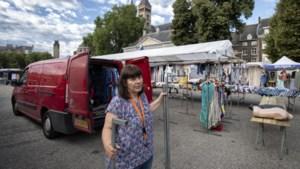 Vrijdagmarkt in Maastricht keert van het Vrijthof terug naar de Markt