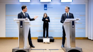 Commentaar: De nieuwe pijnlijke coronamaatregelen maken duidelijk dat het kamp Rutte-De Jonge de discussie in het kabinet heeft gewonnen