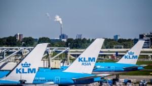 Kabinet stemt in met herstructureringsplan KLM