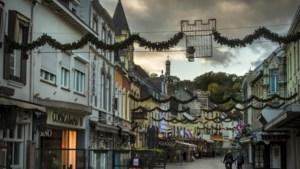 Nog steeds hoop op 'iets van kerst' in ondergronds Valkenburg: 'Mensen willen toch kerstsfeer proeven'
