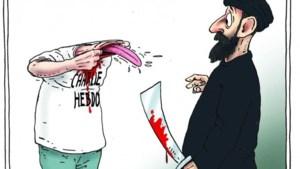 Ook onveilige situatie op school Den Bosch om cartoon Mohammed