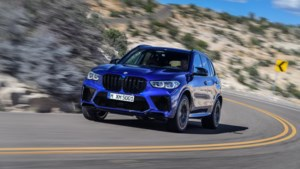 De zin van onzin: BMW X5 M Competition