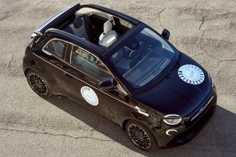 Fiat 500 e: de eerste, maar zeker niet de laatste