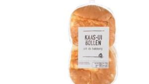 Kaas-ui bollen van Albert Heijn teruggeroepen vanwege soja