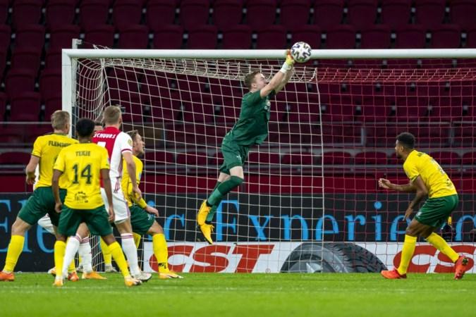 Nieuwe Fortuna-doelman Van Osch heeft veel te danken aan Mark van Bommel: 'Ik hoor vaker dat hij hard is, maar ik ken hem anders'
