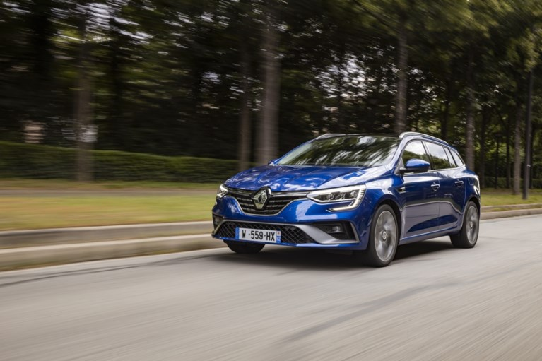 Franse stekker van Renault: Mégane E-Tech