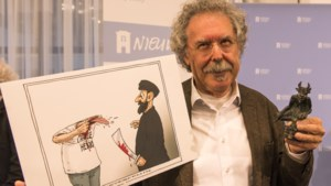 Cartoonist uit Roermond na onderduiken docent: 'Heel erg dat iemand door werk van mij wordt bedreigd'