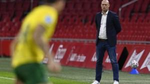 Positie Fortuna-trainer Kevin Hofland hangt aan zijden draadje