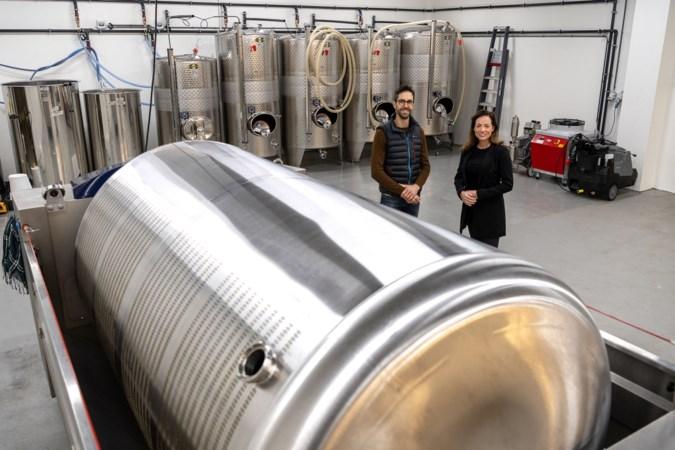 Domein Holset staat met wijnmakerij in Lemiers op eigen benen