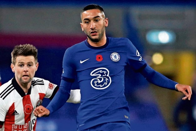 Engeland lovend over spel oud-Ajacied Ziyech bij Chelsea
