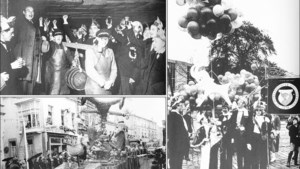 Op donderdag vierden kasteleins zelf carnaval