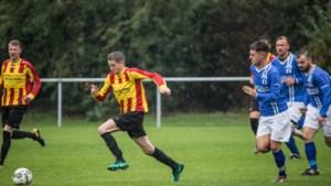 Haelen-voetballer Joep Houben: 'Ik hoop op een herstart met publiek, met kantine, anders valt wel erg veel weg'