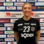 Handbalster Kalia Klomp maakt transfer naar Zweden