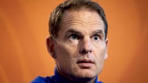 Tonny Vilhena verlaat trainingskamp Oranje na positieve coronatest