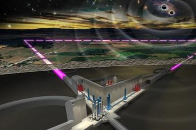 Internationale steun voor Einstein Telescope groeit; 'Toponderzoeksproject met een wereldwijde impact'