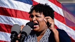 Stacey Abrams, zwarte heldin van blauw Amerika