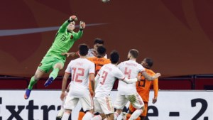 Rapport van Oranje na Nederland - Spanje: 6,0