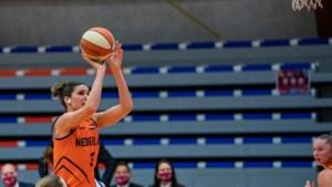 Nederlandse basketbalsters verliezen EK-kwalificatieduel; Kiki Fleuren wacht nog op debuut