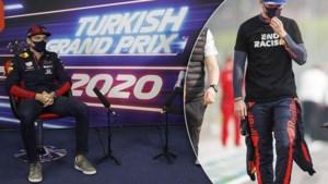 Verstappen kent Istanbul Park vooral van F1-game: 'Zwaar voor de nek'