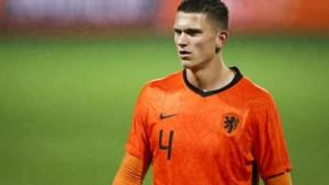 Frank de Boer haalt Sven Botman bij Oranje