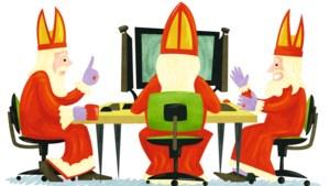 Hij komt, maar vooral coronaproof via je tablet: 'Voor 40 euro kun je 10 minuten met Sinterklaas skypen'