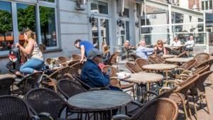 Horeca Sittard-Geleen kan vergunning aanvragen voor tijdelijke terrasoverkapping
