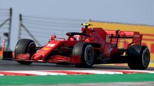 Eerste Formule 1-training op 'ijsbaan' Istanboel kort stilgelegd
