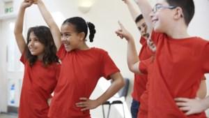 Groepje kleuters zoekt nieuwe dansleden bij GV Olympia KFC