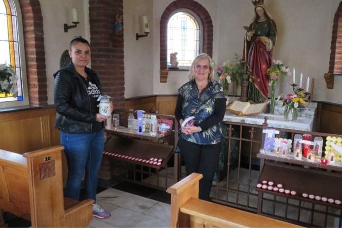 Anonieme gift voor kapel in Offenbeek: gratis kaarsen zolang de voorraad strekt