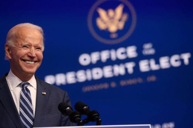 Biden wint ook Georgia en vergaart ruime meerderheid kiesmannen