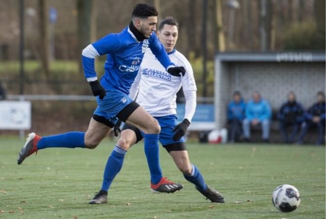 Duits profcontract lonkt voor Taoufik Chadli: 'Dan is keuze voor zaalvoetbal snel gemaakt'