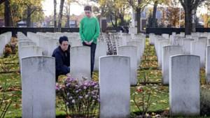 Herdenking gesneuvelde militairen: 'Dat zij voor ons hebben gevochten, vind ik lief'