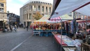 Onrust en irritatie rond gevaarlijke plek van Bananenboxer op Maastrichtse vrijdagmarkt: 'De veiligheid moet vooropstaan'