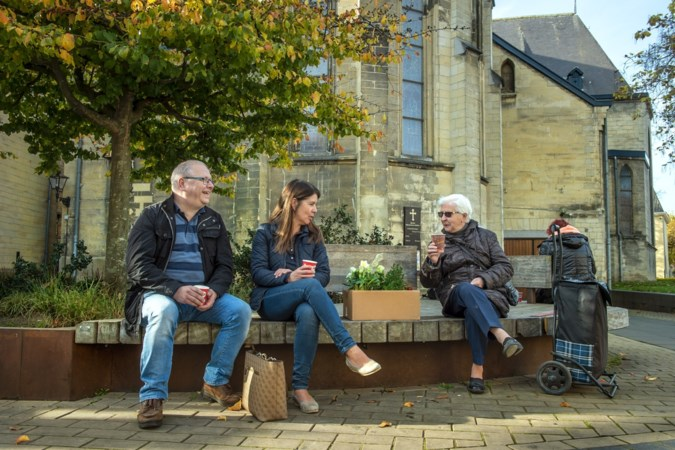 Valkenburg heeft een andere charme tijdens coronastilte: 'Nu let ik vooral op al die mooie gebouwen'