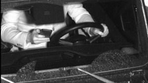 Tien vragen: hoe groot is de kans dat politiecamera mobieltje achter het stuur spot?