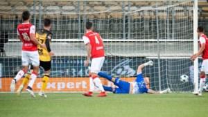 Maar één ploeg breekt de ban in matige burenstrijd tussen Roda en MVV