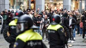 Demonstranten naar 'geheime locatie' na rellen in Maastricht